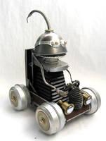 Olar - Robot Assemblage by adoptabot