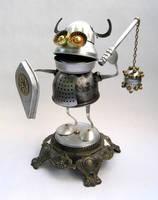 Alrik - Found Object Robot by adoptabot