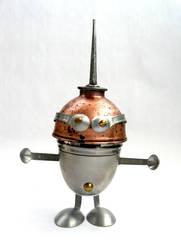 Bolli - robot sculpture
