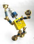 CD - Robot Sculpture