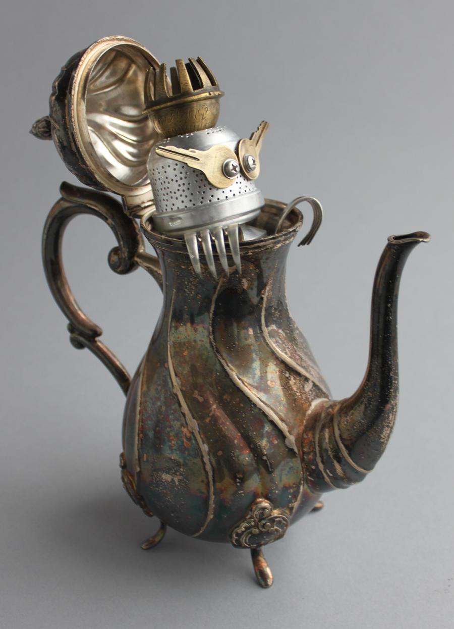 found object sculpture 5