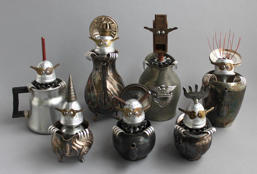 Teapot bot gang
