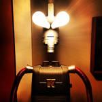 floor lamp bot
