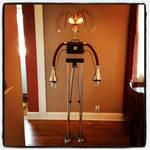 Robot Lamp