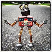 Robot Manayunk 2 by adoptabot