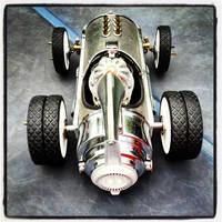 Sprint car by adoptabot