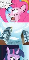 Pinkie D Pie at Enies Lobby 2