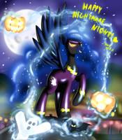 Happy Nightmare Night by Ziemniax