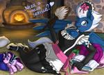 Maid Night Glider