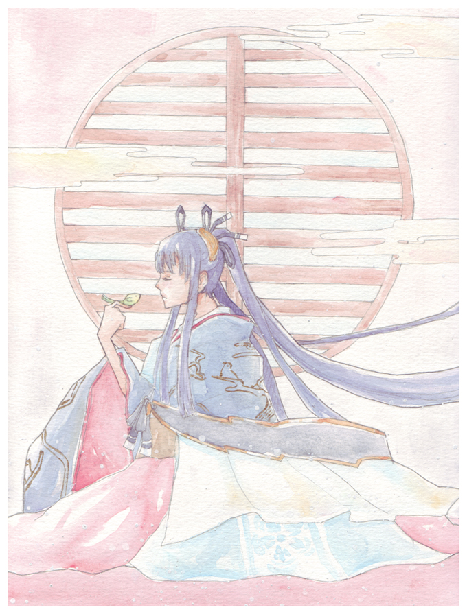 the little princess of owari by ~udongein on deviantART