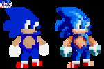 Sonic (Sonic Robo Blast 1) - Mania Style