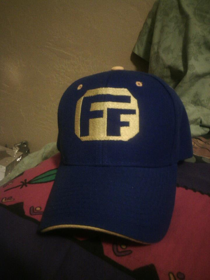 Fix it Felix jr Cosplay Hat by Kneel4Loki13