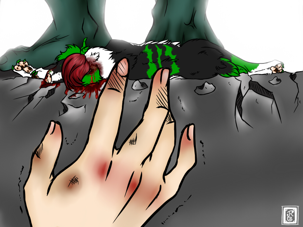 #46 - Victim by Kneel4Loki13