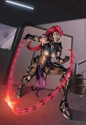 Fury (Darksiders 3) by demonic-brute