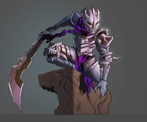 Knight Dude Chibi