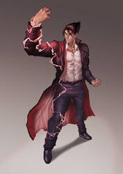 Jin Kazama Tekken 6