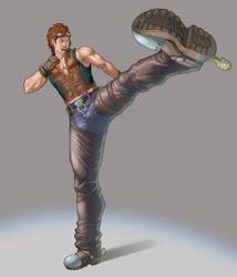 Hwoarang Tekken 6