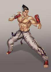 Kazuya Mishima Tekken 6