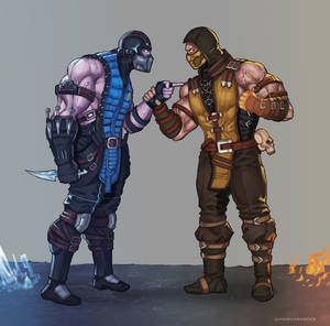 Buff-Zero VS Buffcorpion