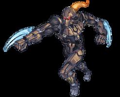 Fulgore (Killer Instinct)