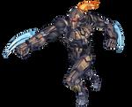 Fulgore (Killer Instinct) by demonic-brute