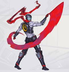 Hotsuma (Shinobi PS2)