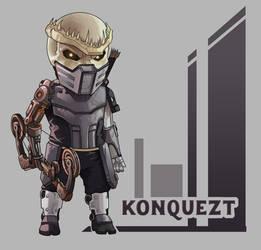 Konquezt Re-design