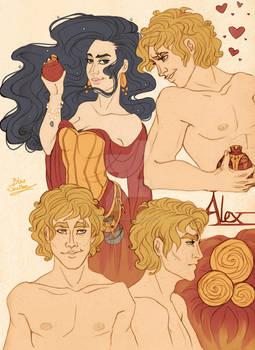 Reference --- ALEX