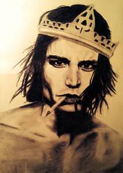 Johnny Depp by KayleeBerry97