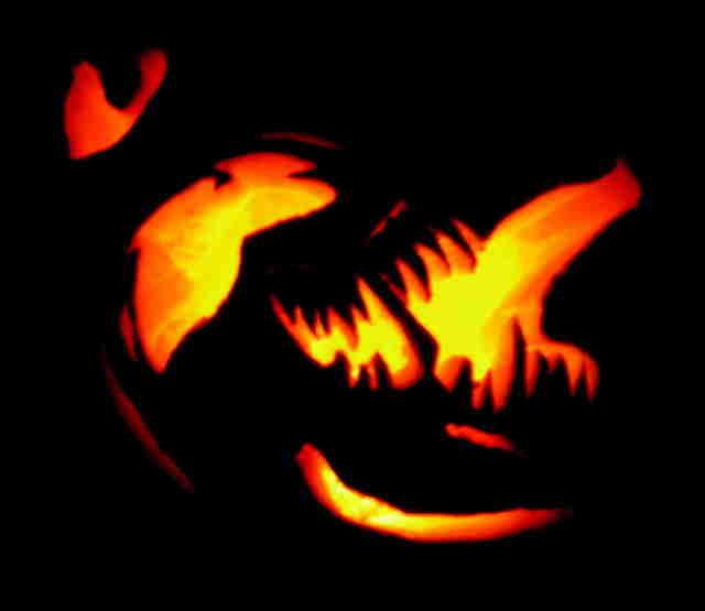 Venom Pumpkin By Fire Redhead On Deviantart