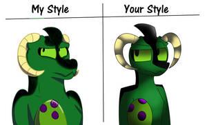 Style meme W/ Kindnese