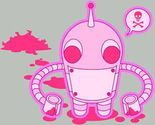 robo-badass by okashichan