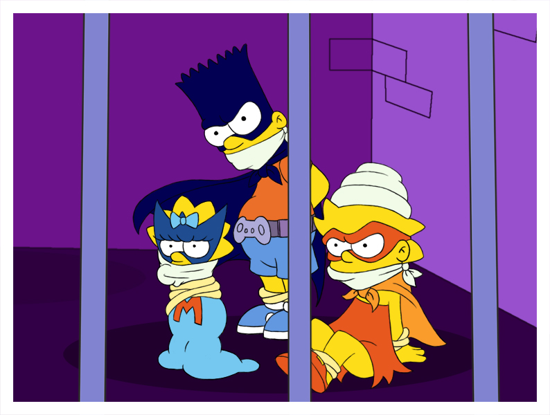 Bartman's Team is Captured by Zaree-Nilerabanwen