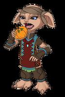 Pumpkin Cookie Time by Zaree-Nilerabanwen