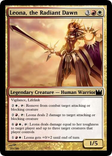 leona the radiant dawn skins - photo #14
