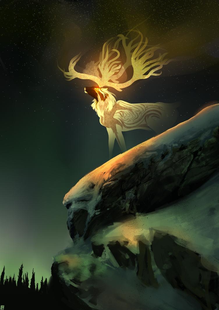 Northern Light by valachhim