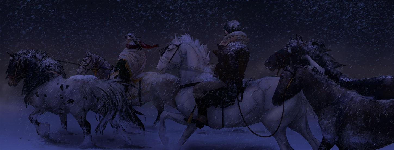 storm hunters by valachhim