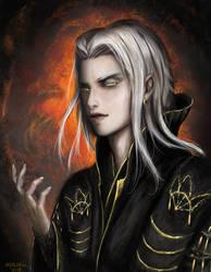 Commission - Sauron