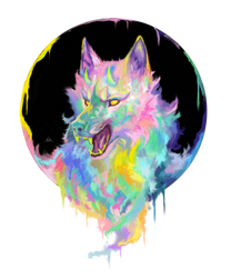 Candy Wolf