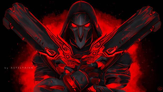 Bloody Reaper (wallpaper)