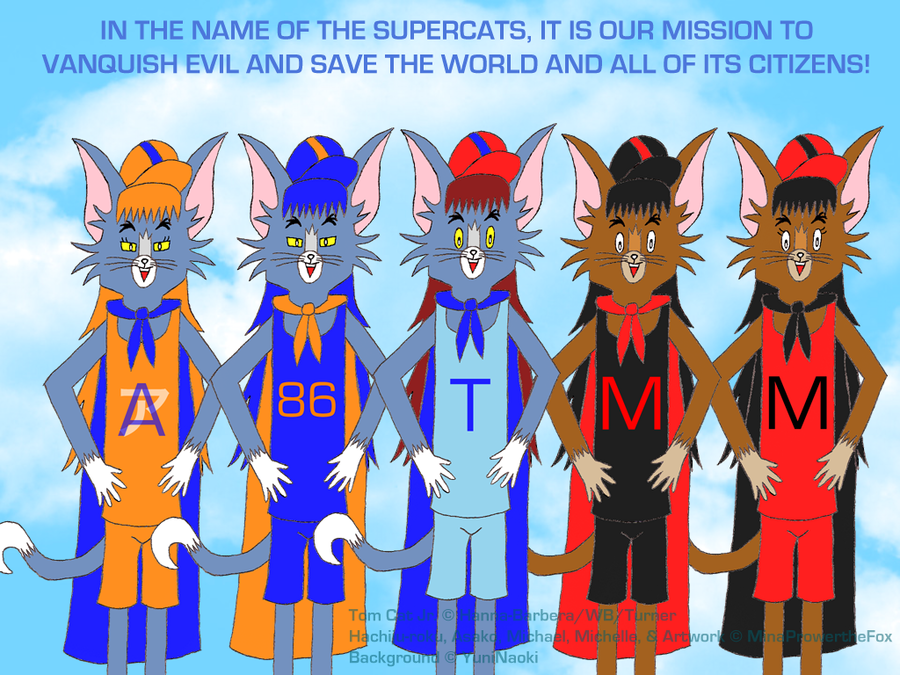 Cats To Supercats Future Gif
