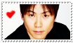 Okiayu Ryoutarou stamp by se-rah