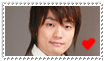 Jun Fukuyama stamp by se-rah