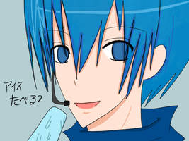 REQUEST: KAITO by se-rah