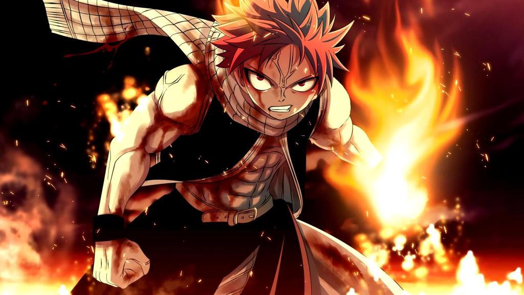 Natsu Dragneel & Simon vs. Fukuro - Fairy Tail Wiki, the ...  Natsu Dragneel Angry