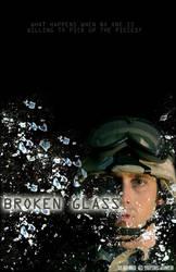 BROKEN GLASS PROMO POSTER