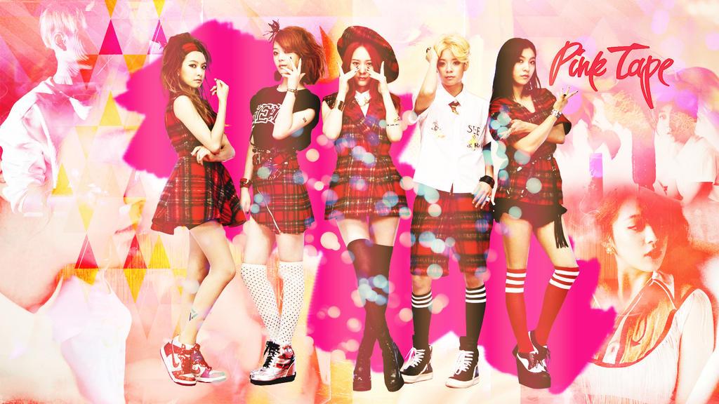 f x Pink Tape Wa   F(x) Pink Tape Logo