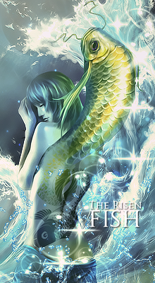 The Risen Fish by Isaac251