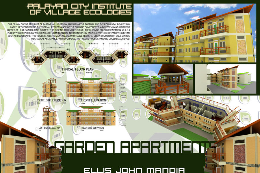 Architecture Design Thesis thesis - apartment housingdesign-monk on deviantart