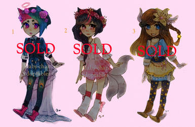 Adoptables chibi cute [CLOSED]